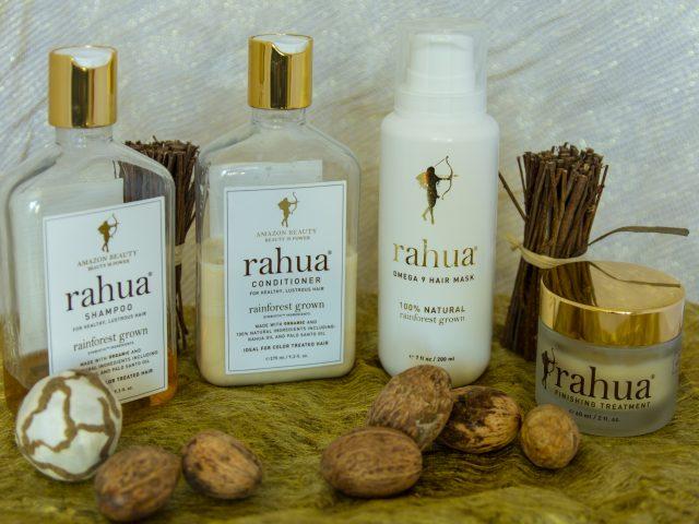 Rahua – Dall'Amazzonia una linea per capelli trattati e danneggiati