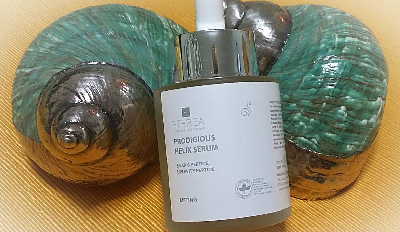 Il Prodigious Helix Serum dell'azienda Eterea Cosmesi