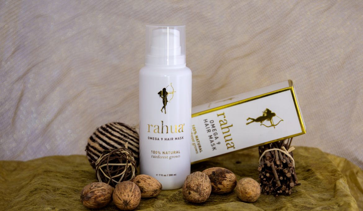 Omega 9 Hair Mask Rahua