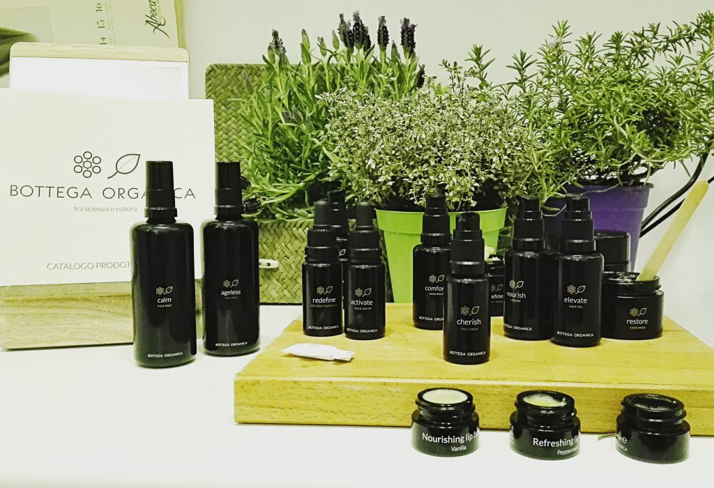 Bottega Organica prodotti