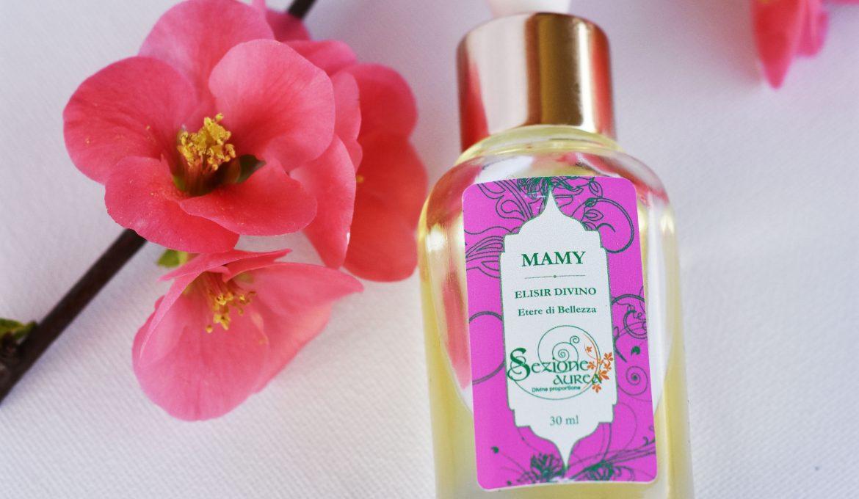 Mamy Elisir Divino – Sezione Aurea Cosmetics