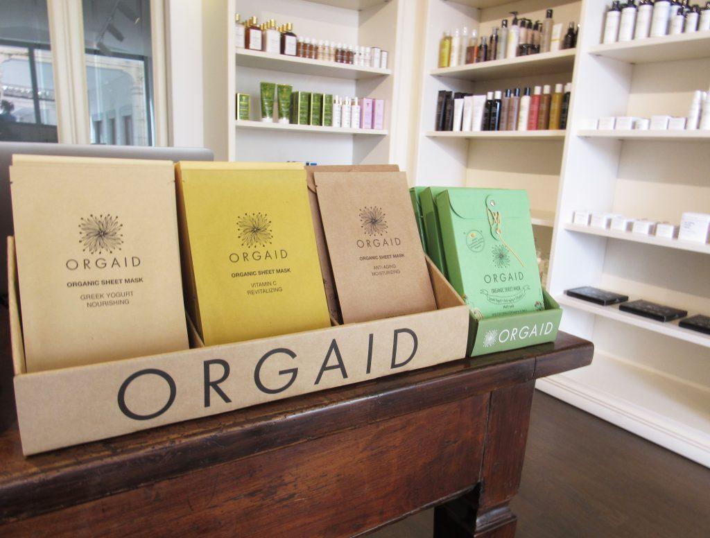 Orgaid Green Soul Cosmetics