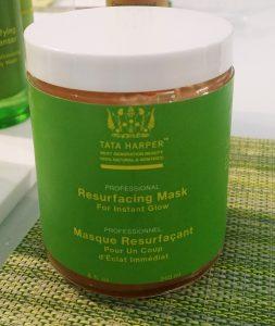 resurfacing mask tata harper