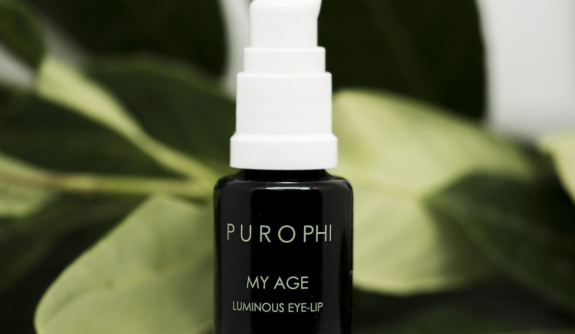 contorno occhi purophi luminous eye-lip