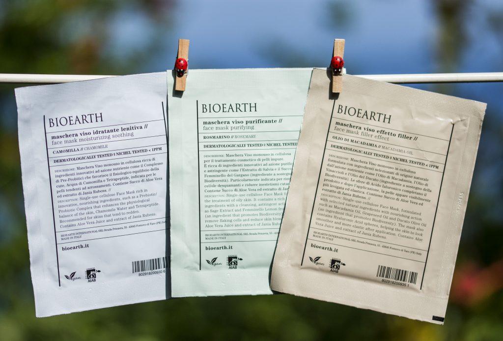 MASCHERE bioearth