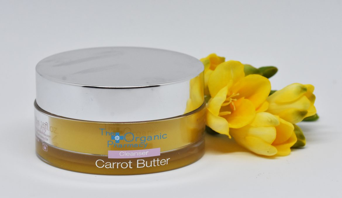 Carrot Butter The organic pharmacy