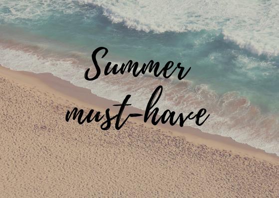 prodotti preferiti estate