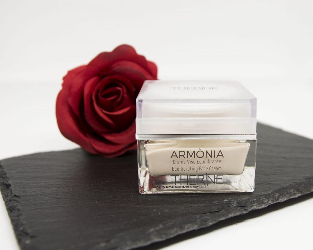 crema viso ARMONIA therine skin care
