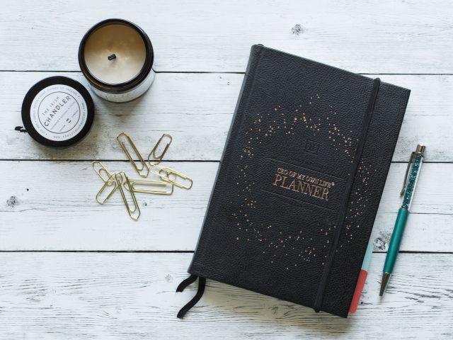 Ceo of my own life: l'agenda per tenere traccia dei propri obiettivi