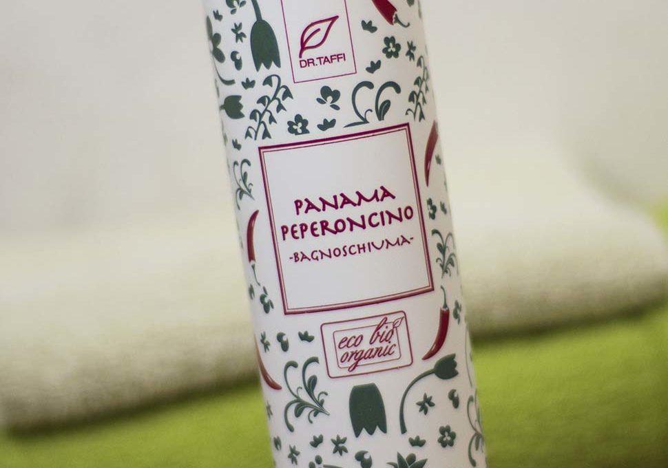 Panama Peperoncino: la nuova fragranza di Dr. Taffi